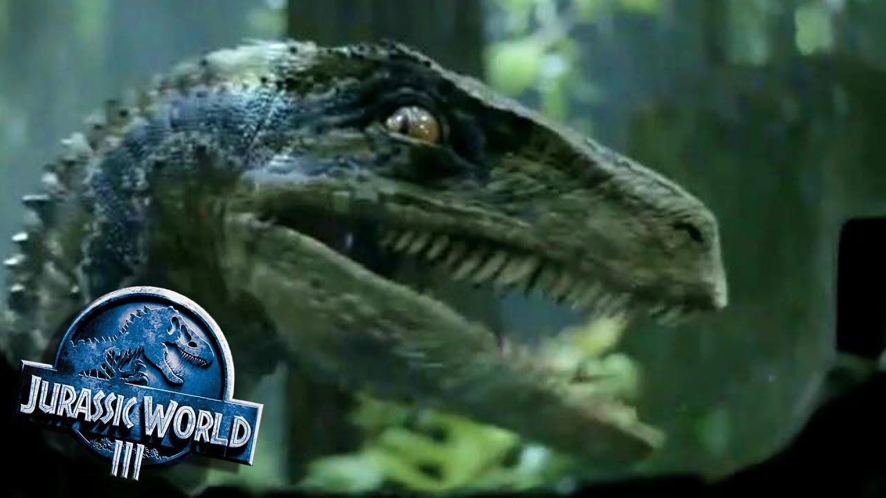 Jurrasic-World-III - Entertainment