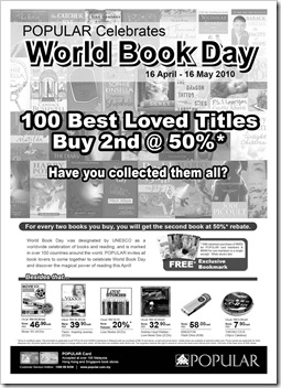 popularworldbookday_thumb - Malaysia Sales Promotions & Freebies