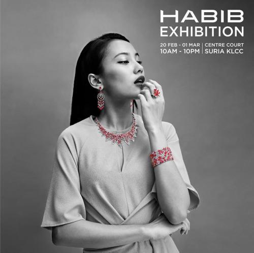 Habib-Exhibition-Sale-at-Suria-KLCC-350x349 - Gifts , Souvenir & Jewellery Jewels Kuala Lumpur Malaysia Sales Selangor