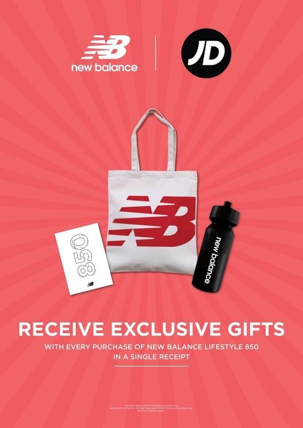 JD-Sports-New-Balance-Promotion-350x495 - Apparels Fashion Accessories Fashion Lifestyle & Department Store Footwear Kuala Lumpur Promotions & Freebies Selangor
