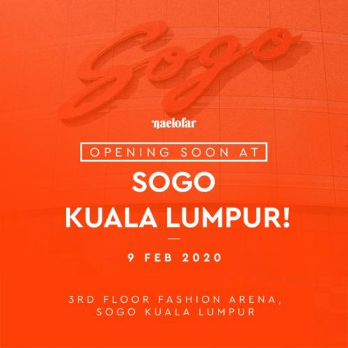 Naelofar-Opening-Promotion-at-SOGO-Kuala-Lumpur-350x350 - Apparels Fashion Accessories Fashion Lifestyle & Department Store Kuala Lumpur Promotions & Freebies Selangor