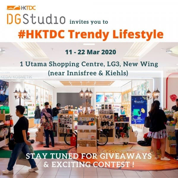 HKTDC-Trendy-Lifestyle-Promo-at-1-Utama-350x350 - Others Promotions & Freebies Selangor