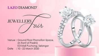 Lazo-Diamond-Jewellery-Fair-at-IOI-Mall-Puchong-350x197 - Events & Fairs Gifts , Souvenir & Jewellery Jewels Selangor
