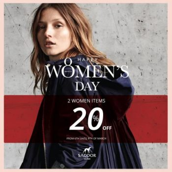 Sacoor-Womens-Day-Sale-at-Genting-Highlands-Premium-Outlets-350x350 - Apparels Fashion Accessories Fashion Lifestyle & Department Store Malaysia Sales Pahang