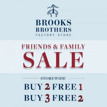 Brooks-Brothers-Factory-Store-Special-Sale-at-Johor-Premium-Outlets-350x350 - Apparels Fashion Accessories Fashion Lifestyle & Department Store Johor Malaysia Sales
