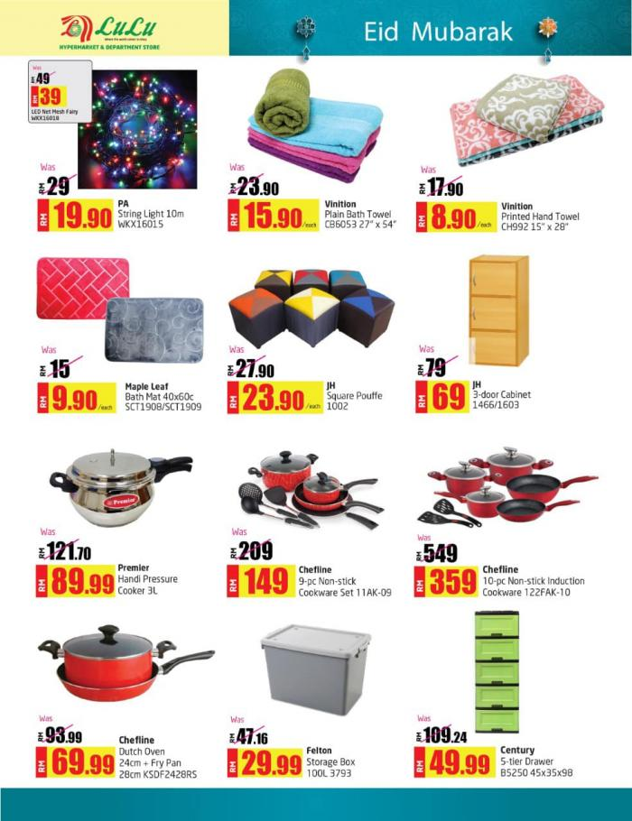 LuLu-Hypermarket-Hari-Raya-Promotion-Catalogue-10-350x455 - Kuala Lumpur Promotions & Freebies Selangor Supermarket & Hypermarket