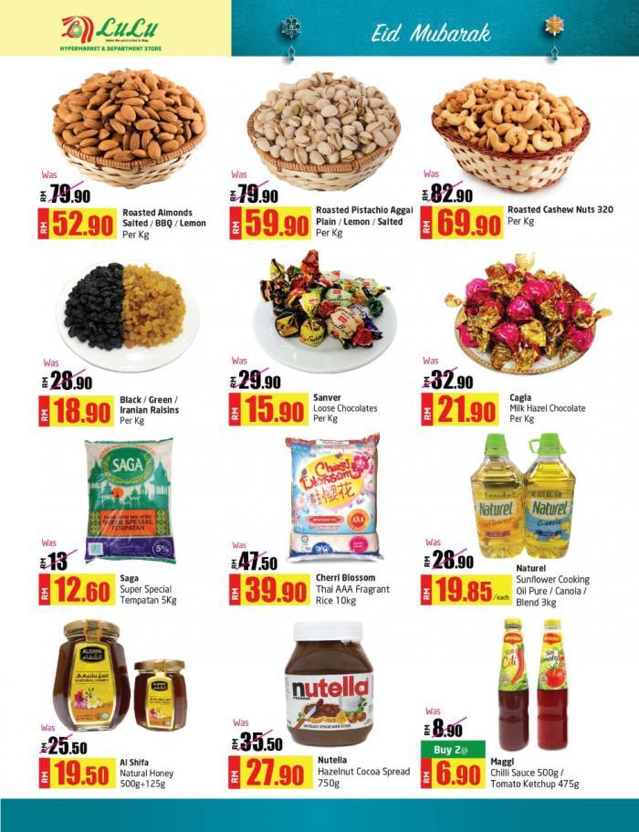 LuLu-Hypermarket-Hari-Raya-Promotion-Catalogue-3-350x456 - Kuala Lumpur Promotions & Freebies Selangor Supermarket & Hypermarket