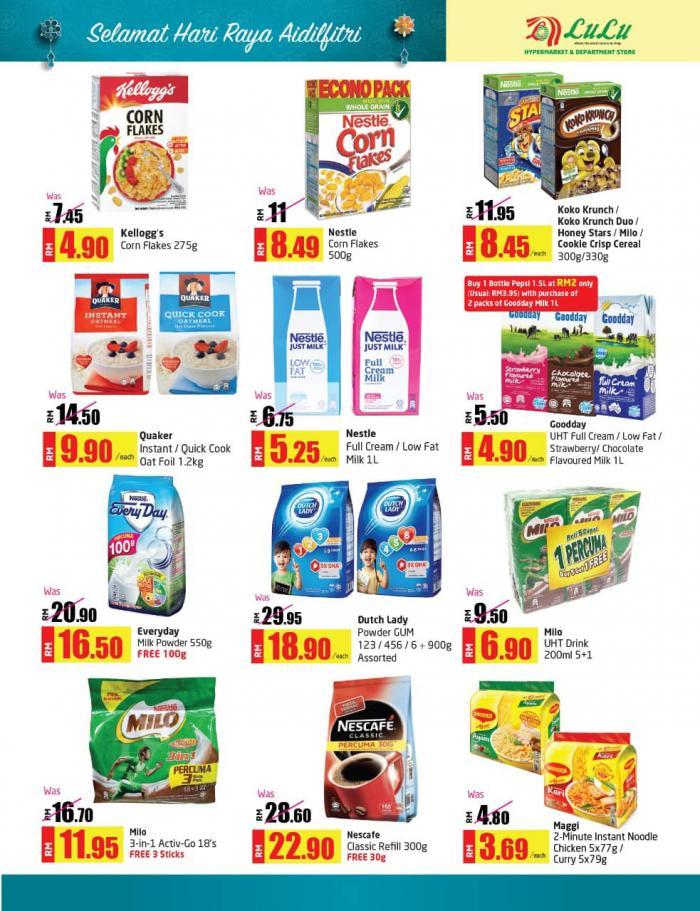 LuLu-Hypermarket-Hari-Raya-Promotion-Catalogue-5-350x456 - Kuala Lumpur Promotions & Freebies Selangor Supermarket & Hypermarket