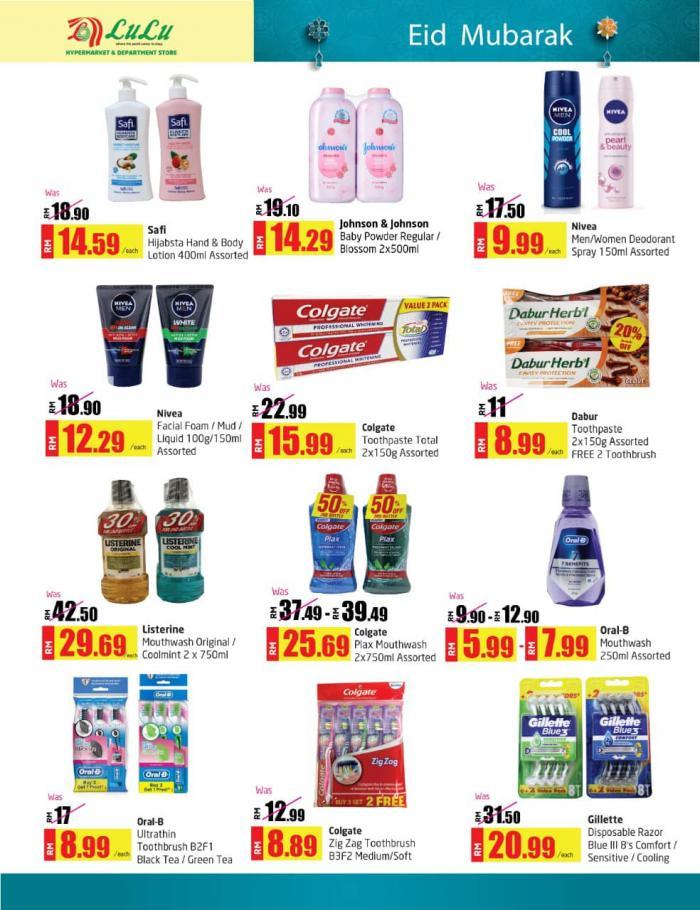 LuLu-Hypermarket-Hari-Raya-Promotion-Catalogue-8-350x455 - Kuala Lumpur Promotions & Freebies Selangor Supermarket & Hypermarket