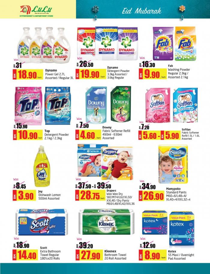LuLu-Hypermarket-Hari-Raya-Promotion-Catalogue-9-350x456 - Kuala Lumpur Promotions & Freebies Selangor Supermarket & Hypermarket