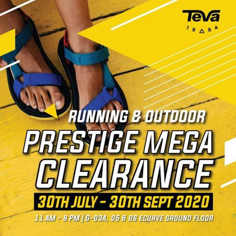 Teva-Prestige-Mega-Clearance-Sale-at-eCurve-350x350 - Fashion Accessories Fashion Lifestyle & Department Store Footwear Selangor Warehouse Sale & Clearance in Malaysia