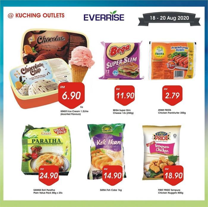 Everrise-Weekday-Savers-Promotion-1-350x349 - Promotions & Freebies Sarawak Supermarket & Hypermarket
