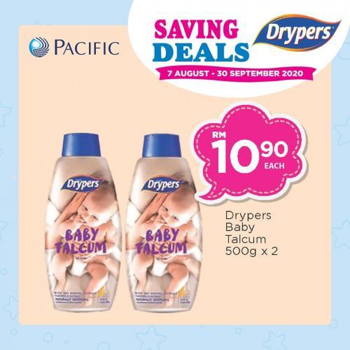 Pacific-Hypermarket-Drypers-Saving-Deals-Promotion-5-350x350 - Johor Kedah Kelantan Kuala Lumpur Melaka Negeri Sembilan Pahang Penang Perak Perlis Promotions & Freebies Putrajaya Sabah Sarawak Selangor Supermarket & Hypermarket Terengganu