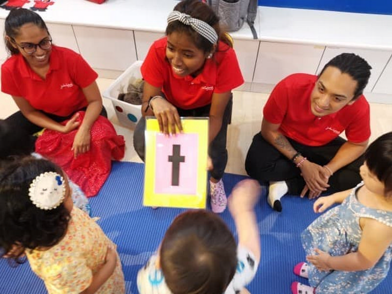 Julia-Gabriel-Centre-Virtual-Open-Day-350x263 - Baby & Kids & Toys Education Events & Fairs Kuala Lumpur Selangor