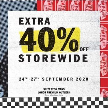 Vans-Outlet-Special-Sale-at-Johor-Premium-Outlets-350x350 - Fashion Accessories Fashion Lifestyle & Department Store Footwear Johor Malaysia Sales