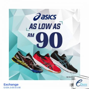Asics-Footwear-Promo-at-eCurve-350x350 - Fashion Accessories Fashion Lifestyle & Department Store Footwear Promotions & Freebies Selangor