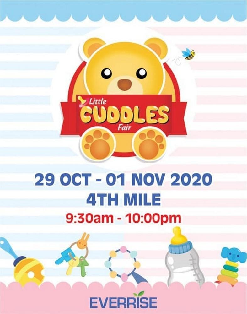 Everrise-Little-Cuddles-Fair-350x445 - Baby & Kids & Toys Babycare Events & Fairs Sarawak Supermarket & Hypermarket