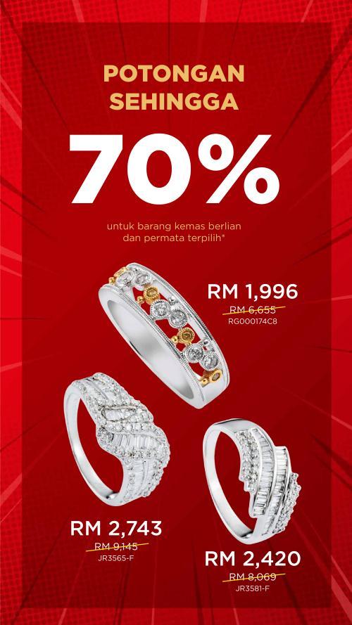 HABIB-Warehouse-Clearance-Sale-at-Angsana-JB-Mall-11-350x622 - Gifts , Souvenir & Jewellery Jewels Johor Warehouse Sale & Clearance in Malaysia