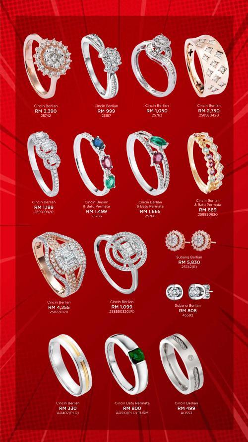 HABIB-Warehouse-Clearance-Sale-at-Angsana-JB-Mall-13-350x622 - Gifts , Souvenir & Jewellery Jewels Johor Warehouse Sale & Clearance in Malaysia