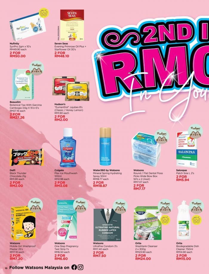Watsons-Promotion-Catalogue-9-350x460 - Beauty & Health Health Supplements Johor Kedah Kelantan Kuala Lumpur Melaka Negeri Sembilan Online Store Pahang Penang Perak Perlis Personal Care Promotions & Freebies Putrajaya Sabah Sarawak Selangor Terengganu