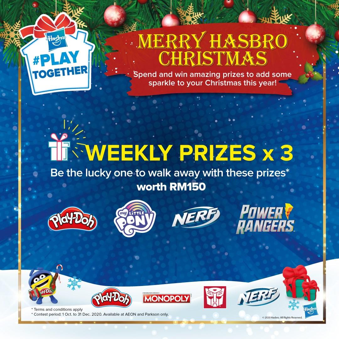 Hasbro-Christmas-Contest-4-350x350 - Baby & Kids & Toys Events & Fairs Johor Kedah Kelantan Kuala Lumpur Melaka Negeri Sembilan Pahang Penang Perak Perlis Putrajaya Sabah Sarawak Selangor Terengganu Toys