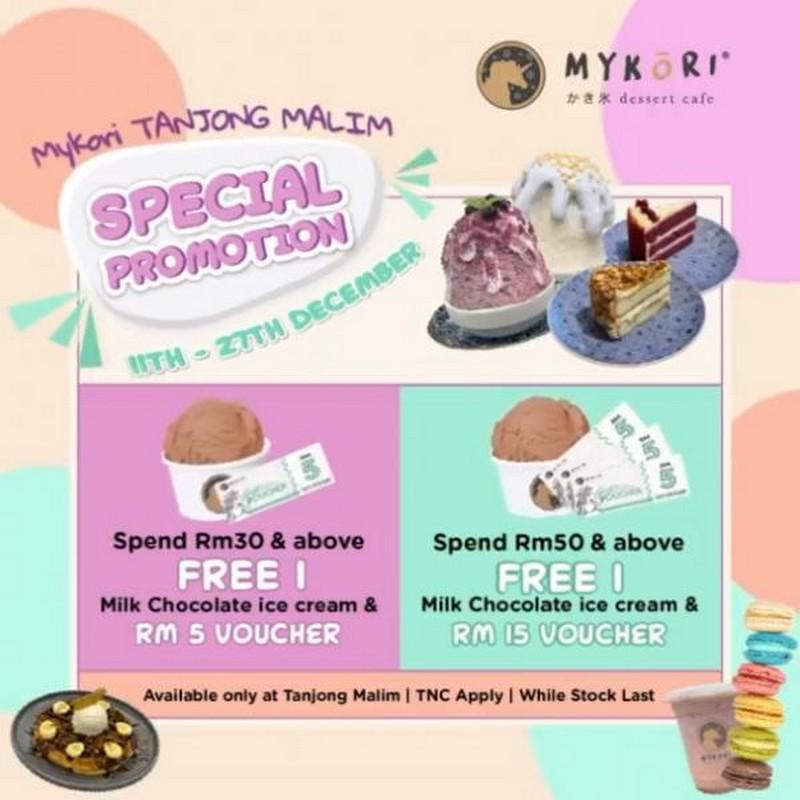 Mykori-Opening-Promotion-at-Tanjong-Malim-350x350 - Beverages Food , Restaurant & Pub Perak Promotions & Freebies
