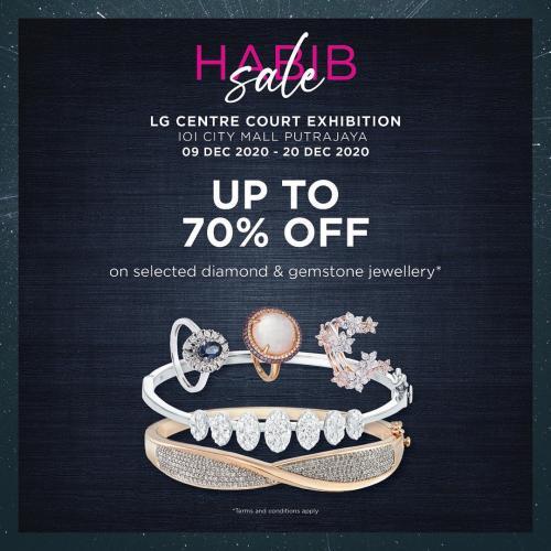 HABIB-Sale-Exhibition-at-IOI-City-Mall-2-350x350 - Gifts , Souvenir & Jewellery Jewels Malaysia Sales Putrajaya
