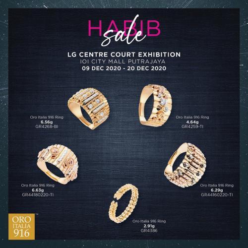 HABIB-Sale-Exhibition-at-IOI-City-Mall-4-350x350 - Gifts , Souvenir & Jewellery Jewels Malaysia Sales Putrajaya