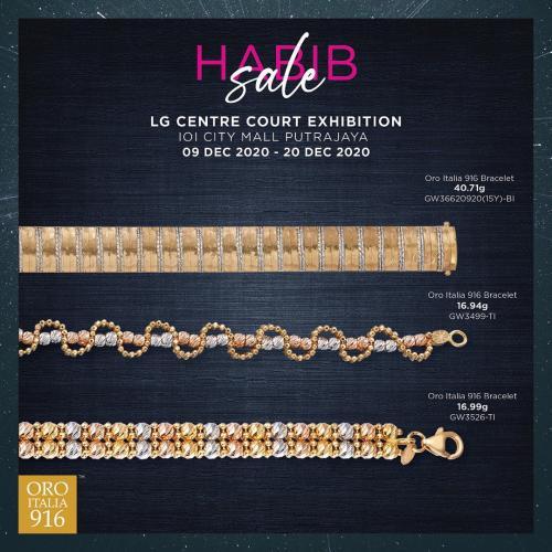 HABIB-Sale-Exhibition-at-IOI-City-Mall-6-350x350 - Gifts , Souvenir & Jewellery Jewels Malaysia Sales Putrajaya