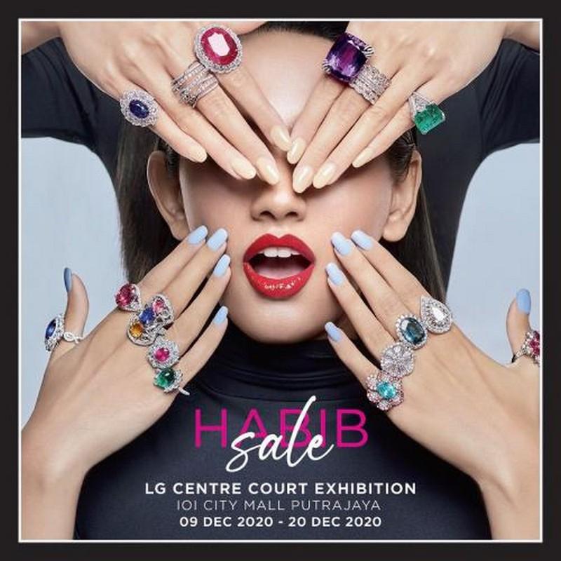 HABIB-Sale-Exhibition-at-IOI-City-Mall-350x350 - Gifts , Souvenir & Jewellery Jewels Malaysia Sales Putrajaya