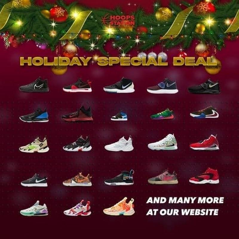 Hoops-Station-Holiday-Special-Deal-350x350 - Fashion Accessories Fashion Lifestyle & Department Store Footwear Johor Kedah Kelantan Kuala Lumpur Melaka Negeri Sembilan Online Store Pahang Penang Perak Perlis Promotions & Freebies Putrajaya Sabah Sarawak Selangor Terengganu