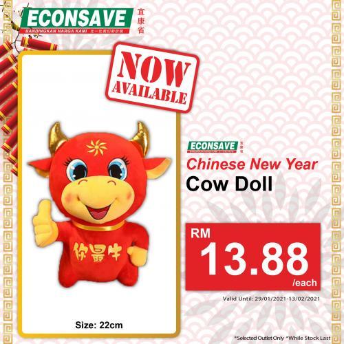 Econsave-CNY-Gift-Bag-and-Cow-Doll-Promotion-7-350x350 - Johor Kedah Kelantan Kuala Lumpur Melaka Negeri Sembilan Pahang Penang Perak Perlis Promotions & Freebies Putrajaya Sabah Sarawak Selangor Supermarket & Hypermarket Terengganu