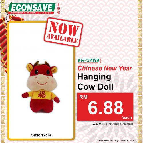 Econsave-CNY-Gift-Bag-and-Cow-Doll-Promotion-8-350x350 - Johor Kedah Kelantan Kuala Lumpur Melaka Negeri Sembilan Pahang Penang Perak Perlis Promotions & Freebies Putrajaya Sabah Sarawak Selangor Supermarket & Hypermarket Terengganu