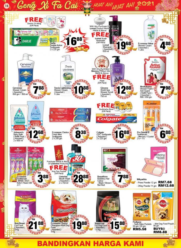 Econsave-Chinese-New-Year-Promotion-Catalogue-15-350x478 - Johor Kedah Kelantan Kuala Lumpur Melaka Negeri Sembilan Pahang Penang Perak Perlis Promotions & Freebies Putrajaya Selangor Supermarket & Hypermarket Terengganu