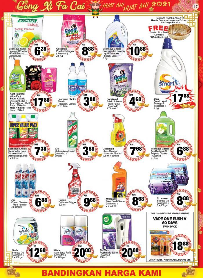 Econsave-Chinese-New-Year-Promotion-Catalogue-16-350x478 - Johor Kedah Kelantan Kuala Lumpur Melaka Negeri Sembilan Pahang Penang Perak Perlis Promotions & Freebies Putrajaya Selangor Supermarket & Hypermarket Terengganu