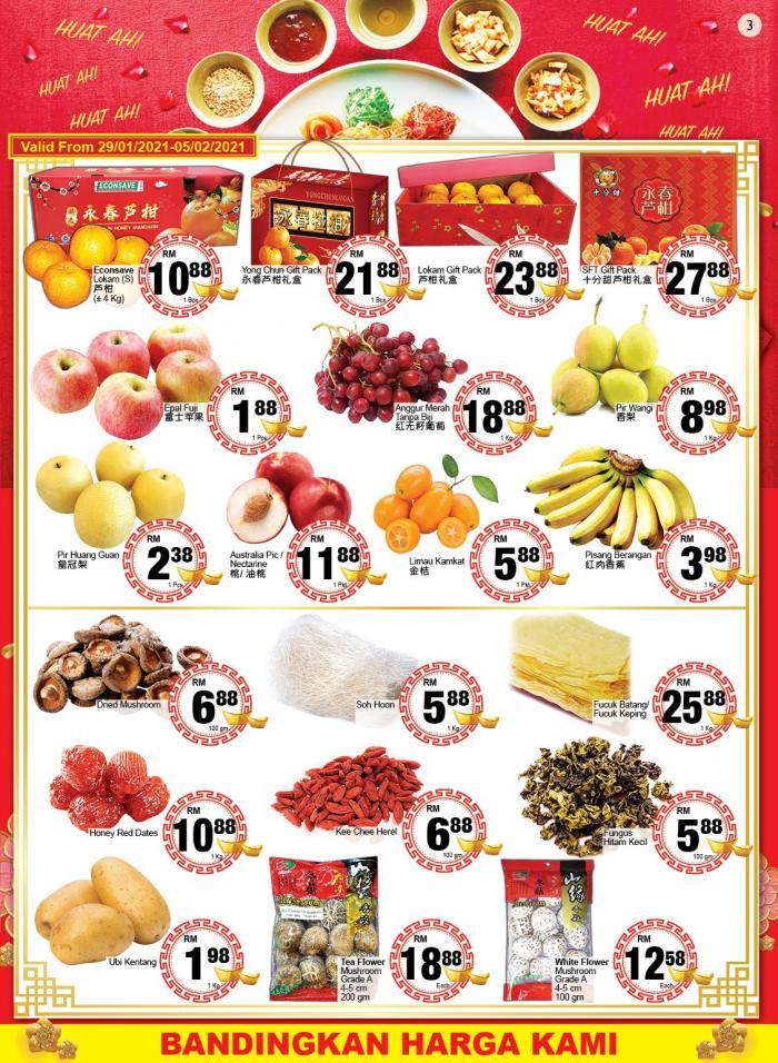 Econsave-Chinese-New-Year-Promotion-Catalogue-2-350x478 - Johor Kedah Kelantan Kuala Lumpur Melaka Negeri Sembilan Pahang Penang Perak Perlis Promotions & Freebies Putrajaya Selangor Supermarket & Hypermarket Terengganu