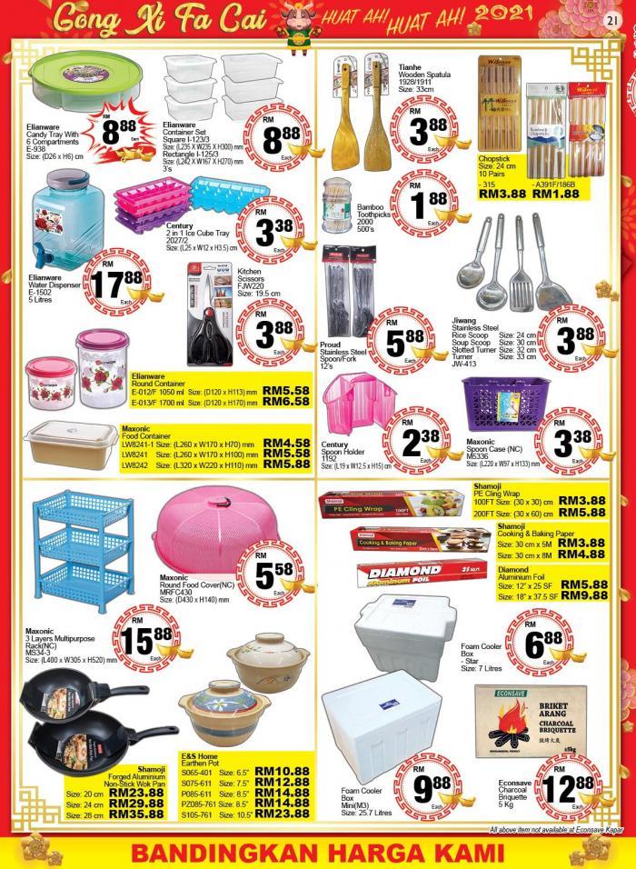 Econsave-Chinese-New-Year-Promotion-Catalogue-20-350x478 - Johor Kedah Kelantan Kuala Lumpur Melaka Negeri Sembilan Pahang Penang Perak Perlis Promotions & Freebies Putrajaya Selangor Supermarket & Hypermarket Terengganu