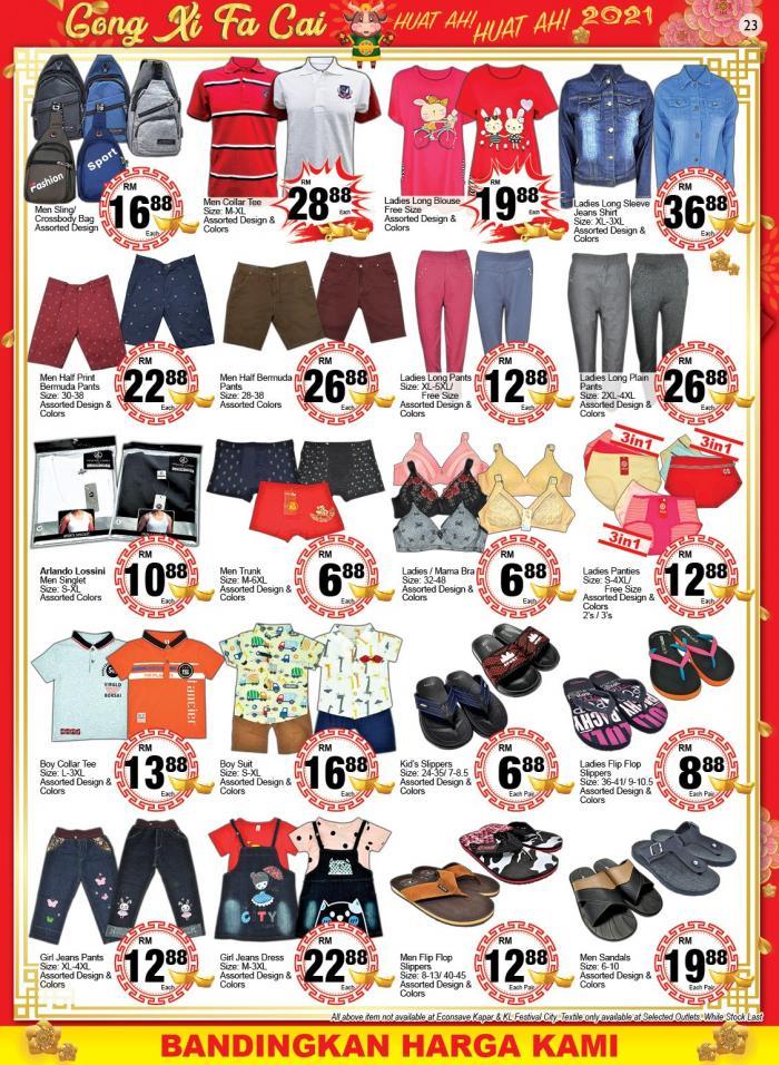 Econsave-Chinese-New-Year-Promotion-Catalogue-22-350x478 - Johor Kedah Kelantan Kuala Lumpur Melaka Negeri Sembilan Pahang Penang Perak Perlis Promotions & Freebies Putrajaya Selangor Supermarket & Hypermarket Terengganu