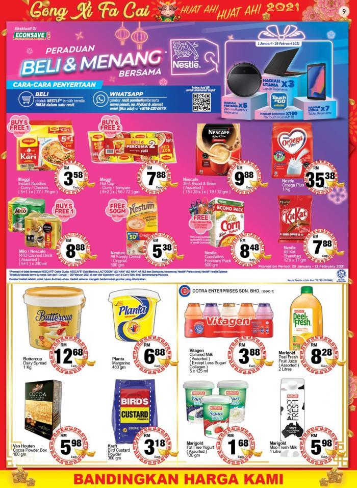 Econsave-Chinese-New-Year-Promotion-Catalogue-8-350x478 - Johor Kedah Kelantan Kuala Lumpur Melaka Negeri Sembilan Pahang Penang Perak Perlis Promotions & Freebies Putrajaya Selangor Supermarket & Hypermarket Terengganu