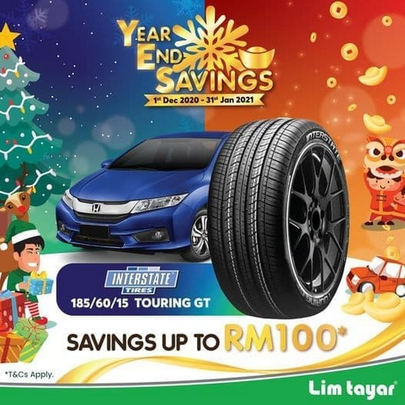 Lim-Tayar-Year-End-Savings-1-350x350 - Automotive Johor Kedah Kelantan Kuala Lumpur Melaka Negeri Sembilan Online Store Pahang Penang Perak Perlis Promotions & Freebies Putrajaya Sabah Sarawak Selangor Terengganu