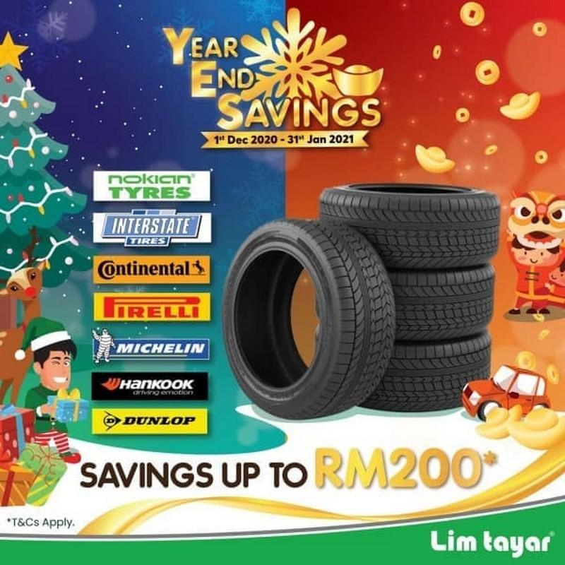 Lim-Tayar-Year-End-Savings-350x350 - Automotive Johor Kedah Kelantan Kuala Lumpur Melaka Negeri Sembilan Pahang Penang Perak Perlis Promotions & Freebies Putrajaya Sabah Sarawak Selangor Terengganu