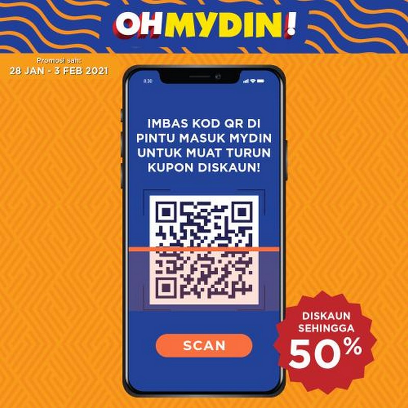 MYDIN-OhMydin-Discount-Coupon-Promotion-16-350x350 - Johor Kedah Kelantan Kuala Lumpur Melaka Negeri Sembilan Pahang Penang Perak Perlis Promotions & Freebies Putrajaya Sabah Sarawak Selangor Supermarket & Hypermarket Terengganu