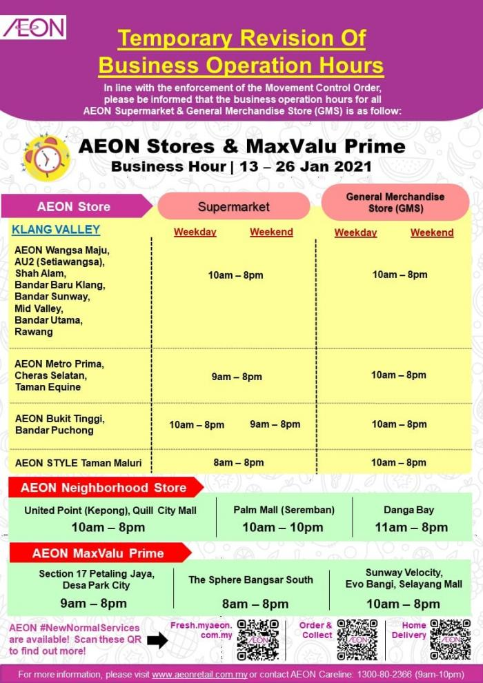 Supermarket-MCO-Opening-Hours-1-350x495 - Events & Fairs Johor Kedah Kelantan Kuala Lumpur Melaka Negeri Sembilan Pahang Penang Perak Perlis Putrajaya Sabah Sarawak Selangor Supermarket & Hypermarket Terengganu