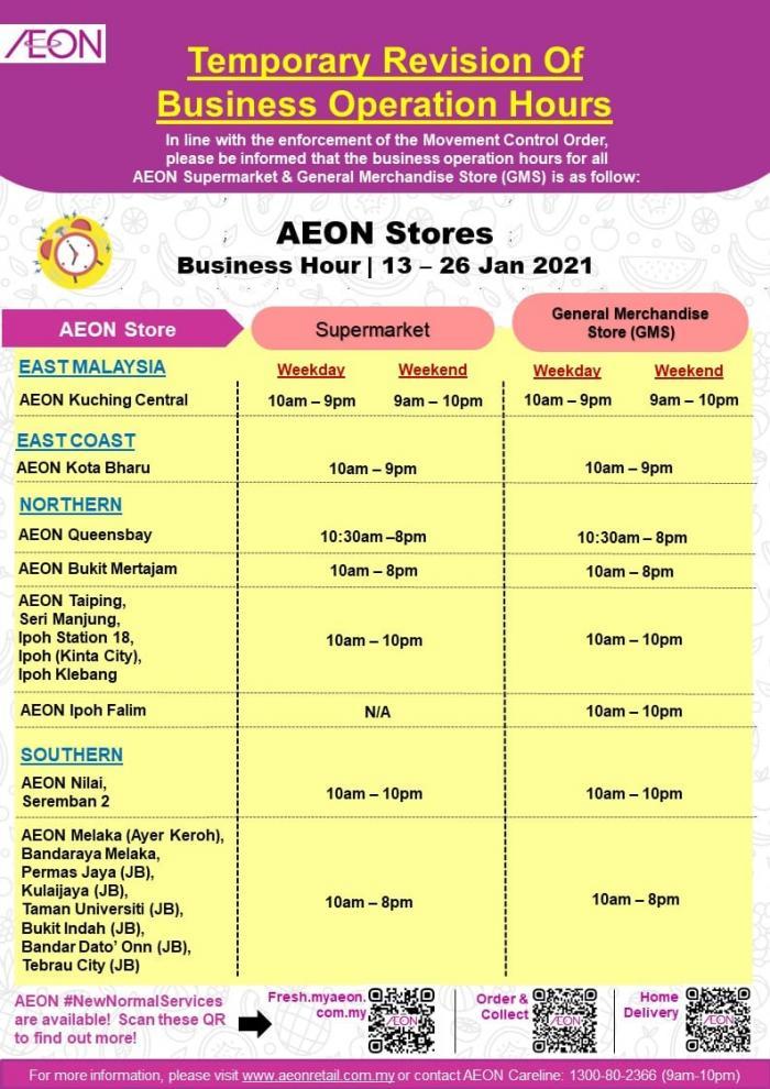 Supermarket-MCO-Opening-Hours-350x495 - Events & Fairs Johor Kedah Kelantan Kuala Lumpur Melaka Negeri Sembilan Pahang Penang Perak Perlis Putrajaya Sabah Sarawak Selangor Supermarket & Hypermarket Terengganu
