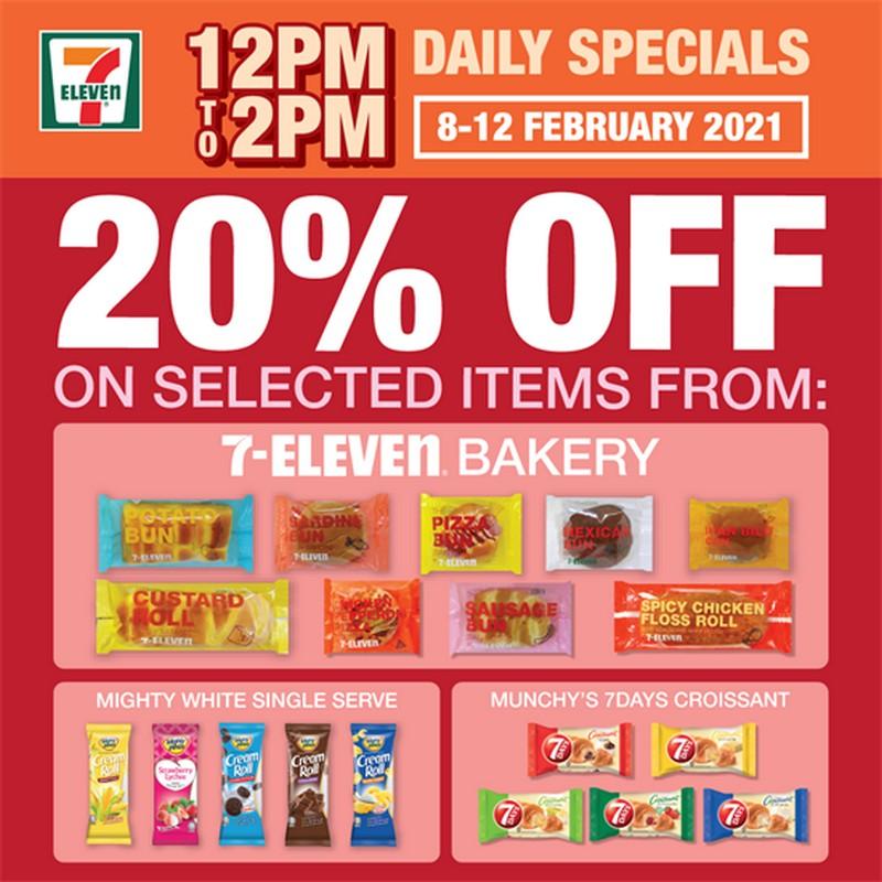 7-Eleven-12pm-to-2pm-Daily-Specials-350x350 - Johor Kedah Kelantan Kuala Lumpur Melaka Negeri Sembilan Pahang Penang Perak Perlis Promotions & Freebies Putrajaya Selangor Supermarket & Hypermarket Terengganu