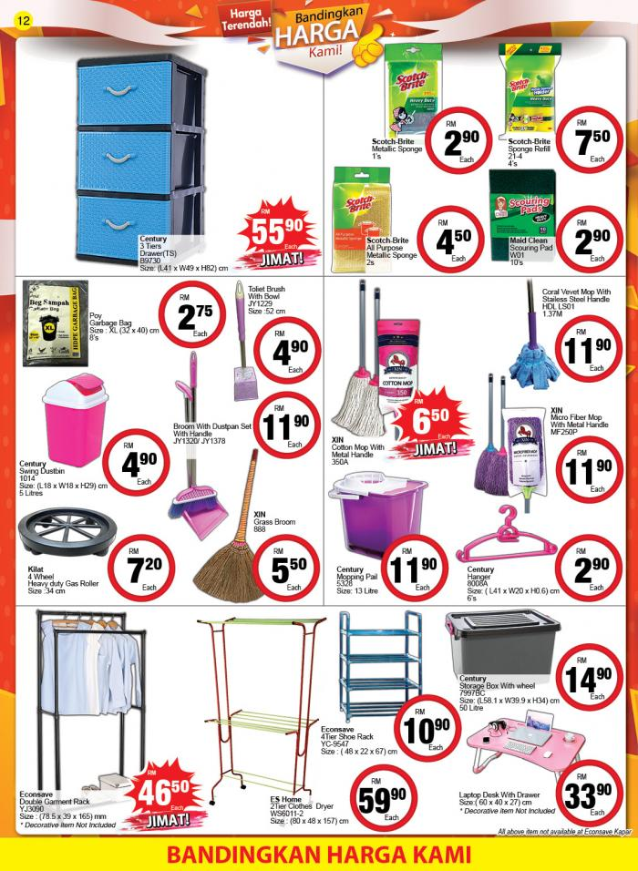 Econsave-Promotion-Catalogue-11-350x478 - Johor Kedah Kelantan Kuala Lumpur Melaka Negeri Sembilan Pahang Penang Perak Perlis Promotions & Freebies Putrajaya Selangor Supermarket & Hypermarket Terengganu