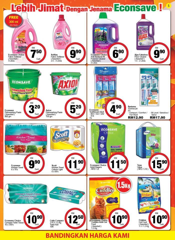 Econsave-Promotion-Catalogue-4-350x478 - Johor Kedah Kelantan Kuala Lumpur Melaka Negeri Sembilan Pahang Penang Perak Perlis Promotions & Freebies Putrajaya Selangor Supermarket & Hypermarket Terengganu