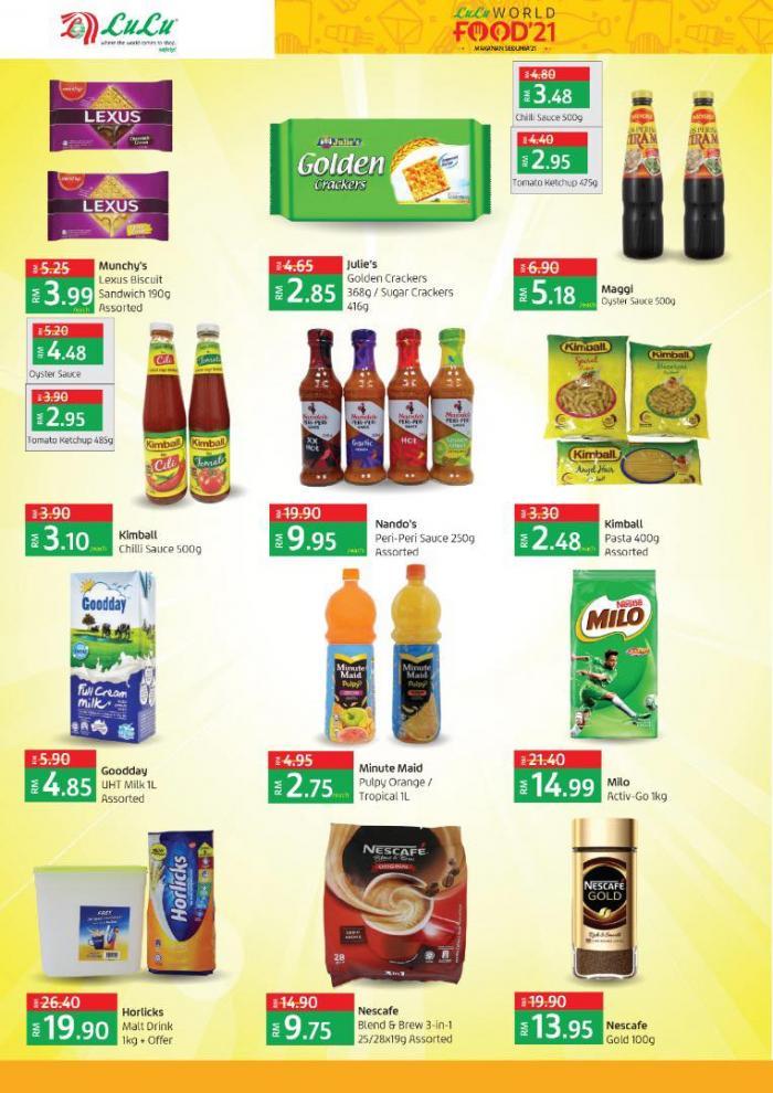 LuLu-Hypermarket-Promotion-Catalogue-11-350x495 - Kuala Lumpur Online Store Promotions & Freebies Selangor Supermarket & Hypermarket