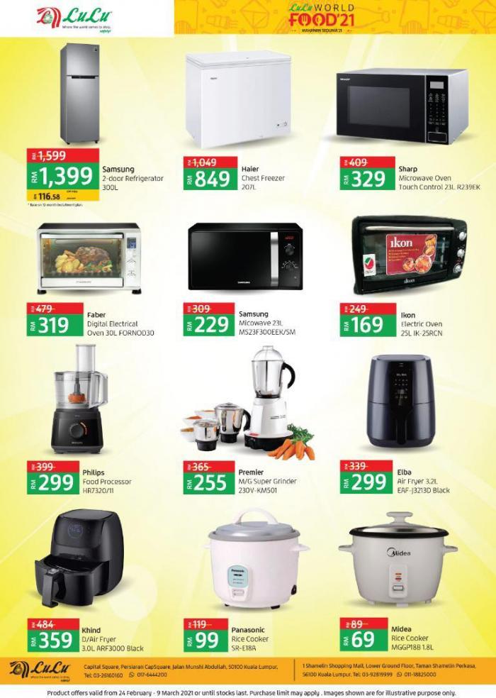 LuLu-Hypermarket-Promotion-Catalogue-14-350x492 - Kuala Lumpur Online Store Promotions & Freebies Selangor Supermarket & Hypermarket