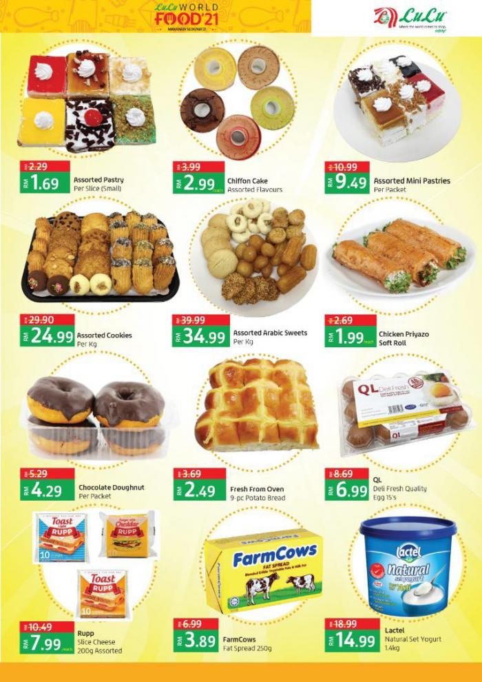LuLu-Hypermarket-Promotion-Catalogue-2-350x495 - Kuala Lumpur Online Store Promotions & Freebies Selangor Supermarket & Hypermarket